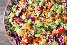 Cooking Salads, Sandwiches, Soups / by L'Von Qualls