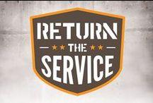 Return The Service
