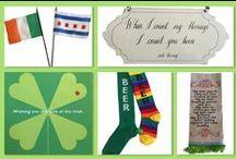 Happy St. Patrick's Day / Irish you a happy, lucky St. Patrick's Day!