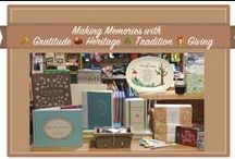 Making Memories with Gratitude, Heritage, Tradition and Giving / ENJOY Making Memories This Holiday Season. Shop online at Urbangeneralstore.com or in-store at ENJOY, AN URBAN GENERAL STORE for the perfect accessories, accoutrements and gifts to help you and your loved ones make memories, honor your family heritage, renew beloved traditions and celebrate the season of giving.