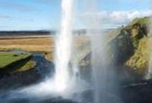 Die beeindruckendsten Wasserfälle in Island / In kaum einem anderen Land Europas findet man so viele Wasserfälle wie in Island. Wir haben die schönsten und beeindruckendsten für euch zusammen gestellt.