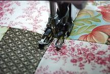 Machine Quilting Tips/Tutorials / What I'm learning from.