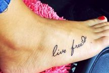 Tattoos / by Kim DuPreez Johnson