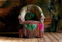 Upholstery / Tapisserie / I'm myself an upholsterer, and I like to see what's been done to create my own furniture - This board is a big source of inspiration for anyone who likes upholstery and decoration - mostly old french furniture, but aswell some modern :)