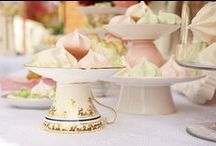 Tea with LMP / Chic ideas for food, desserts and decor for your next tea party.