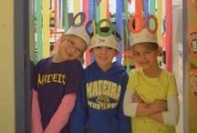 A Place Called the 100th Day / 100th day of Kindergarten activities and ideas