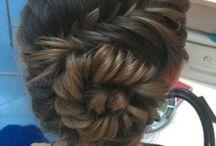 nice hair / by Sarah Pasillas
