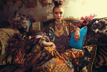 Bohemian Fashion / by Luana Gabriella