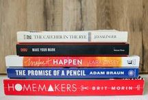 Books Worth Reading / Ideas for what to read next.  #books  #reading  #booklists / by making it in the mountains