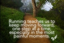 Run.Lift.Love<3 / Quotes with Inspiring pictures to help get my @$$ moving and keep me motivated! / by Joanna Randall