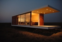 Prefab-Small Homes-Treehouse / by Can Kalelioğlu
