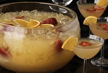 punch recipes / by Sherri Troutman-Hernandez