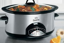 crockpot recipes / by Sherri Troutman-Hernandez
