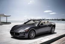 GranCabrio / Maserati GranTurismo Convertible / Maserati GranCabrio: the Modenese company's first true four-seater cabrio