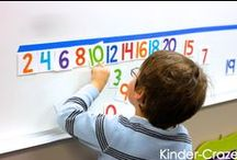 A Place Called Math Teen #s / Teen number activities for Kindergarten that includes teen number games and place value activities and games.