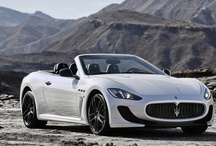 The new Maserati GranCabrio MC / Designed to complete Maserati's open-top range, the new Maserati GranCabrio MC blends high performance and sports characteristics derived from racing experience with the style, charm and practicality of Maserati's four seater convertible.