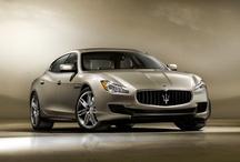 Discover the all new 2013 Maserati Quattroporte / The wait is over. Introducing the all new 2013 Maserati Quattroporte.