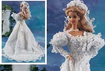 Crochet ~ Barbie Doll Clothes & Misc. / by Nina Riggs #1