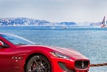 Maserati celebrates Giovanni Soldini's new world record / As Giovanni Soldini and Maserati VOR 70's team crossed the finish line under San Francisco's Golden Gate Bridge, setting a new world record, we took the time for a quick GranCabrio Sport photoshoot.  Celebrate Giovanni Soldini and Maserati's achievement: http://bit.ly/XrjTML Discover the Maserati GranCabrio Sport: http://bit.ly/V3S3Iv