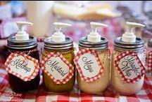 Gigi's mason jars