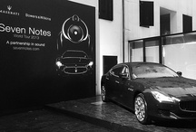 Seven Notes world tour: Shanghai / A sonic and visual feast, with live music, interactivity and, of course, Maserati cars. Catch a glimpse of last week's exclusive Dubai event, part of the Seven Notes world tour, celebrating the partnership between Maserati and Bowers & Wilkins. More information: http://www.sevennotes.com/shanghai/