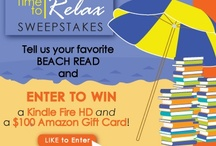 June, 2013 - Time to Relax Sweepstakes / by Maid Brigade