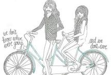 Illustration Inspiration / by Anjuli Crocker