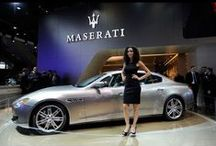 Maserati at Frankfurt Motor Show IAA2013 / Frankfurt Motor Show sees the World debut for the Quattroporte Ermenegildo Zegna concept Limited Edition and Quattroporte diesel.  Following the highly successful launch of the Quattroporte at the Detroit motorshow in January, and that of the Ghibli at the Shanghai show in mid-April, Maserati is expanding its range once again.  Read more: http://bit.ly/15T0mrC