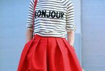 Fashionista! / A board full of fashion inspiration!