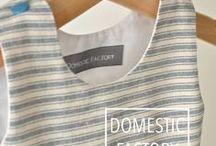 Domestic Factory / Creazioni Tessili