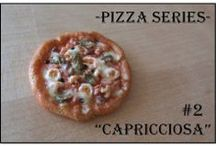 03. Pasta & Pizza Mini DIY / by Pauline Coombes