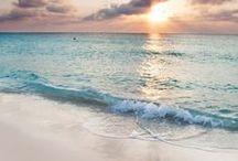 Travel / Travel the World! Ocean Resorts / Caribbean / White Sad beaches / Europe / Australia