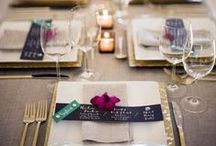 Chic Dinner Party