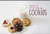03. Mini DIY - Cookies, Donuts / Cookies, biscuits, donuts / by Pauline Coombes
