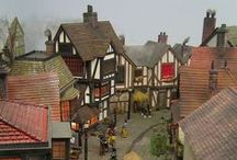 01. Model Villages and Towns / by Pauline Coombes