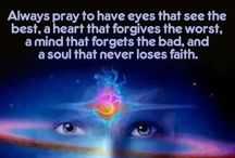 Mantras & Prayers & Affirmations