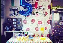 LEGO birthday party / LEGO theme birthday party ideas. Planning for my little mans 5th birthday