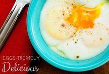 Eggs-tremely Delicious Recipes! / Yummy egg recipes and amazing tips to celebrate World Egg Day in style!  #EggDay #WorldEggDay