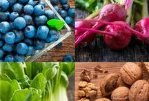 Anti-inflammatory Diet / Information on and recipes for anti-inflammatory eating.