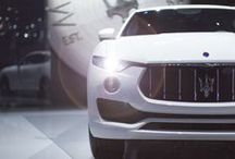 Maserati at the New York International Auto Show 2016 / Maserati USA unveiled the first SUV in Maserati's storied hundred-plus-year history, the Maserati Levante.