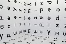 Typography / by Diane Lee