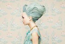 Fashion & Beauty / Fashion, Beauty, Gorgeous people - a mix of everything