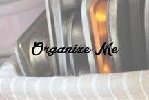 Organize Me / by This Old Thing Designs