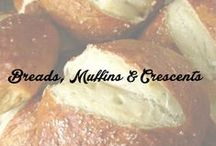 Breads, Crescents, Muffins & Rolls / by This Old Thing Designs
