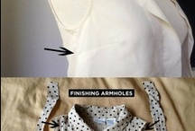 sewing projects / by Rose Buhl