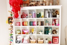 Craft Room Inspiration / by Cynthia Reynolds