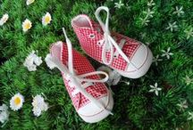 My magical red shoes