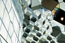 Glass/Mirror in Design & Architecture