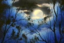 BY THE LIGHT OF THE MOON / by Debbie Reid