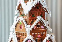 Gingerbread houses / by Sandra Marras